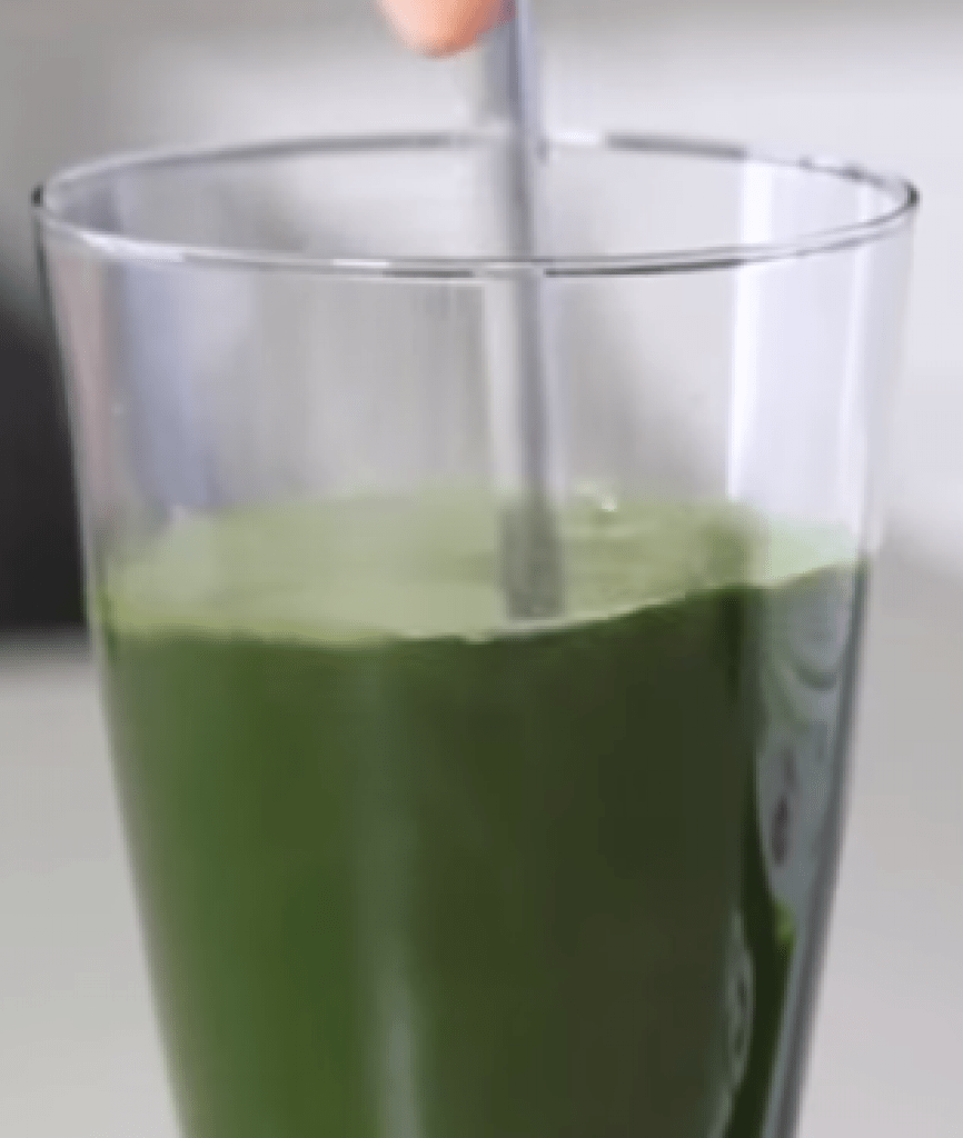green juice for belly fat