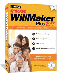 Quicken WillMaker plus 2017 Coupon Code