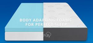 puffy mattress coupon