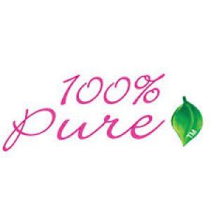 100 percent pure discount code UK
