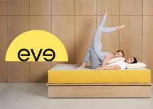 Eve mattress £100 off topper