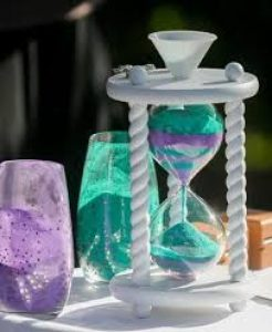 Heirloom Hourglass 246x300 - Heirloom Sand Ceremony Hourglass for all occasions + 30% off