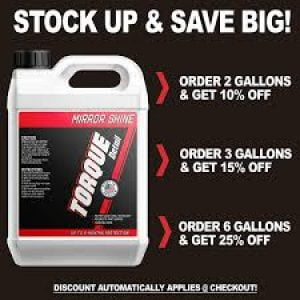 Torque Detail Coupon & Discount Code