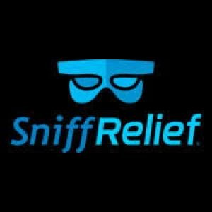Sniff Relief Best Sinus Relief USB mask $10 off Coupon code