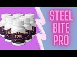 Steel Bite PRO supplement Discount