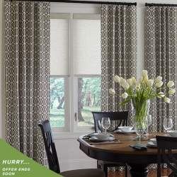 20% Off On Custom Window Treatments at 3 Day Blinds