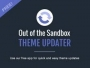 15% off on Out of the Sandbox themes