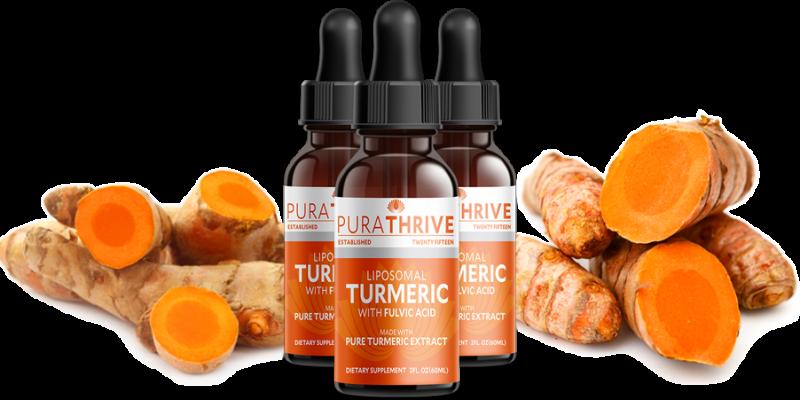 53% off Purathrive Liposomal Turmeric coupon code