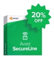 20% off Avast SecureLine