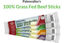 Paleovalley Coupon Code 30% off [Grass Fed Beef Sticks] Buy Now