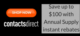 $100 Off ContactsDirect Coupon Code & Promo Code