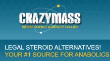 40% off Crazy Mass Coupon Code [Extra 25% off Promo Code]