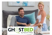 $270 off GhostBed Coupon Code + 2 Free Pillows