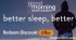 $50 off Good Morning Snore Solution Coupon Code