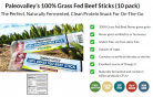 Paleovalley Beef Sticks Reviews, Beef Snack 30% Off