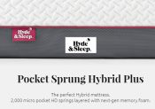 £208 off Hyde & Sleep voucher code [Mattress Coupon]