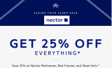 Nectar mattress king $125 Off Coupon [Save 25% Off] – Amazon