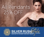 25% off silverrushstyle coupon code [Latest] 2018